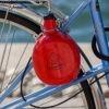 gourde vintage le grand tetras originale rouge personnalise